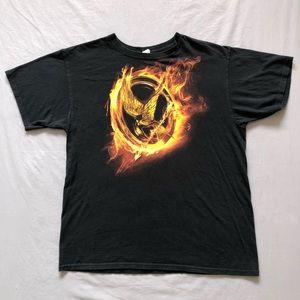 Hunger Games Original Promo Tee
